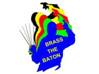 Brass The Baton logo