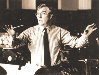 James Samual Scott - conducting