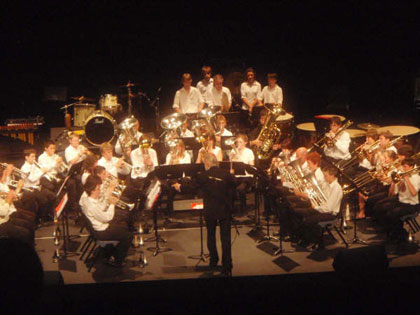2009 Queensland Band Association Youth Brass Band