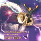 CD cover - Euphonium Magic Vol 3 - Earth Voices