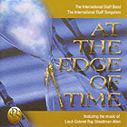 CD cover - At the Edge of Time