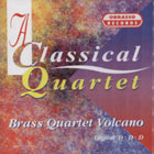 CD cover - A Classical Quartet