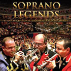 CD cover - Soprano Legends