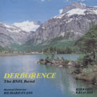CD cover - Derborence