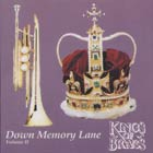 CD cover - Down Memory Lane - Volume II