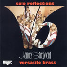 CD cover - Solo Reflections