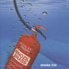 CD cover - Smoke Live