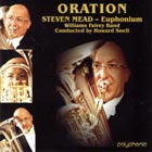 CD cover - Oration