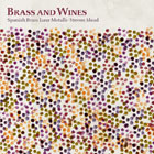 CD cover - Brass and Wines