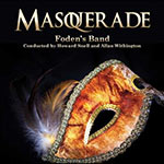 CD cover - Masquerade
