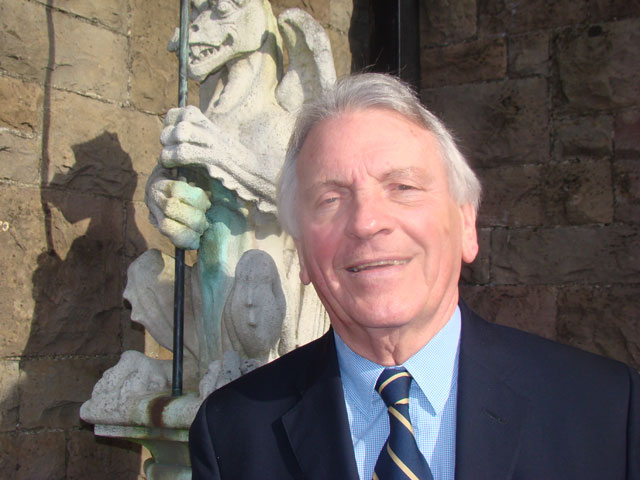 Bernard Jones OBE