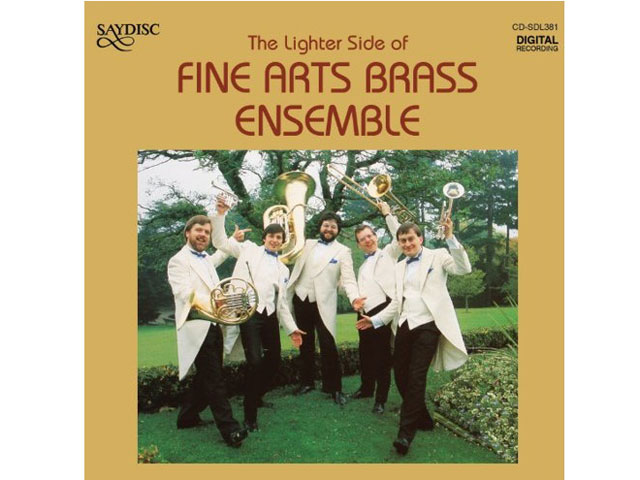 Fine Arts Brass Ensemble