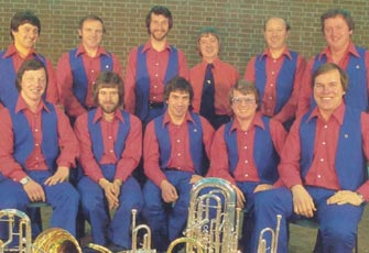 James Shepherd Versatile Brass - 1979