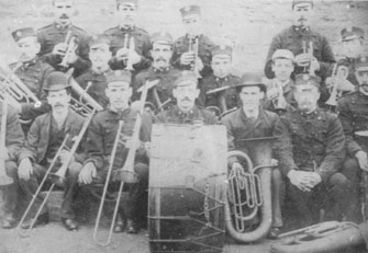 Woodhouse Band - 1880