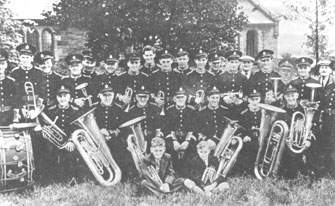 Woodhouse Band -  1953