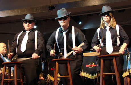 Blues Brothers - SWT Woodfalls