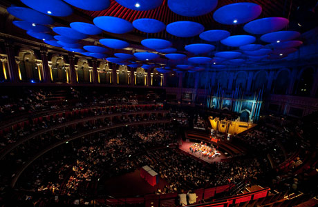 National Finals at the Albert Hall
