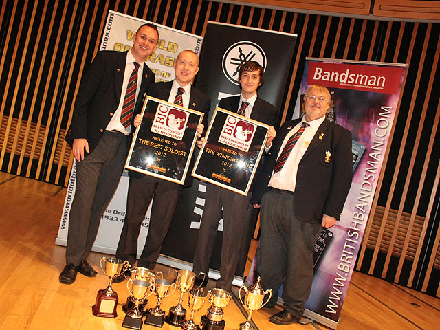 Brass in Concert champions