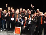 Unite the Union (City of Sheffield) celebrate