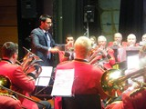 Blackpool Brass in action