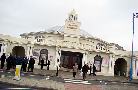 Grand Pavilion  Porthcawl