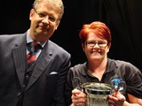 Best Instrumentalist: Nanette Jones - Principal Cornet, Ebbw Valley