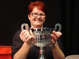 Best Instrumentalist: Nanette Jones - Principal Cornet, Ebbw 