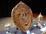 2013 Spring Festival - Grand Shield on display