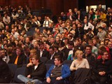 2013 Swiss National - The audience wait for results