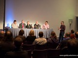 �Question Time� panel discussion hosted by 