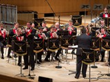 Black Dyke at Royal Northern College of Music 