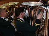 1st Old Boys Association Silver Band: (Stephen Cairns)