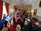 Opening Ceremony in Scone Palace