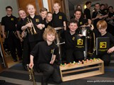 Development Section: 1st Old Boys Youth Band: (Jacklin Bingham)