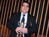 Don Lusher Trombone Award: Josh Cirtina (Fairey)