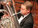 Grimethorpe Colliery Band in Australia under the baton of Dr Robert Childs