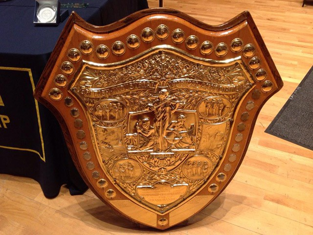 British Open Shield