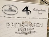 2015 British Open Championship at the Symphony Hall, Birmingham