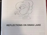 Score Cover: Test Piece: 'Reflections on Swan Lake' - Stephen Roberts