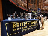 British Open Trophies