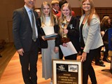 Development Youth Section: 1st - Tertnes Skoles Musikkorps (Jan Egil Jorgensen)