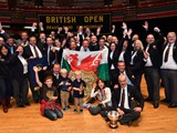 Cory Band winners of the British Open 2016