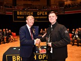 Wellington Brass (David Bremner) - Appearance Award