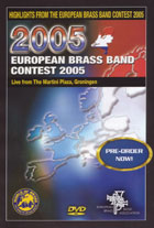 DVD cover: European Championships 2005