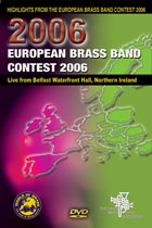 DVD cover: European Championships 2006