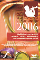 DVD cover: Brass in Concert Championship 2006