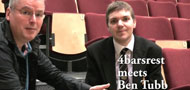 Interview with Ben Tubb