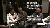 4BR meets the Norwegians in Preston