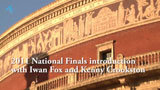 Introduction to the 2011 National Finals
